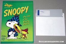 Snoopy The Case of the Missing Blanket Computer Game