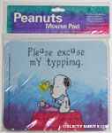 Peanuts & Snoopy Mouse Pads