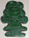 Lucy Cookie Cutter