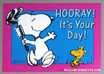Hooray it's your Day