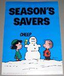 Season's Savers Poster
