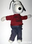Snoopy Large Rag Doll