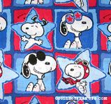 Faces of Snoopy