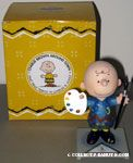 Charlie Brown as artist 'L'artiste' Figurine
