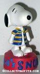 Snoopy wearing striped shirt '1960's' Figurine