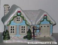 'Van Pelt House' Figurine