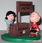 Charlie Brown and Lucy