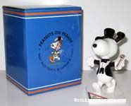 Snoopy in Tux