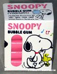 Snoopy Pink Yoghurt Bubble Gum