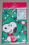 Snoopy and Christmas Lights