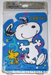 Snoopy & Woodstock with confetti 'Party!' Invitations