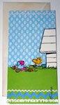 Woodstock painting eggs Easter Card