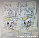 Chef Snoopy 'Baloney' Birthday Greeting Card