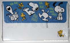 Snoopy and Woodstock Laughing
