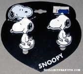 Snoopy Walking Barrette