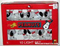 Snoopy Light String