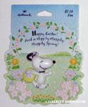 Easter Beagle Snoopy