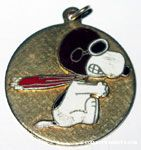 Snoopy Flying Ace Pendant