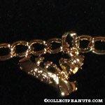 Camp Snoopy charm bracelet