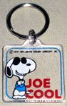 Peanuts & Snoopy Lucite Keychains