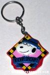 Snoopy 'Top Pop' Keychain