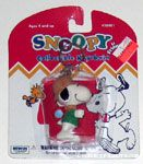 Snoopy Detective Keychain