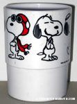 Snoopy multi-poses Cup