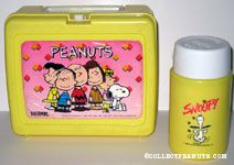 Peanuts Gang standing in group Lunch Box