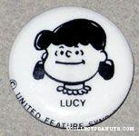 Lucy portrait Magnet