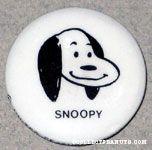 Snoopy portrait Magnet