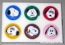 Daisy Hill Puppies Magnet Set