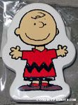 Charlie Brown with outstretched arms Magnet