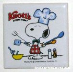 Snoopy Chef