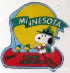 Camp Snoopy Minnesota logo
