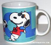 Joe Cool Poses Mug