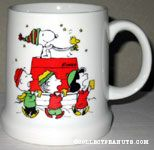 Peanuts Gang Caroling