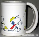 Snoopy and Woodstock Sports