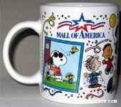 Peanuts Gang Mug