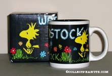 Woodstock with flowers mug CTI Industries Mug