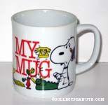 Peanuts & Snoopy Mugs & Steins