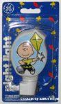 Charlie Brown Flying Kite Nightlight