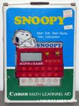 Snoopy on Doghouse Calculator