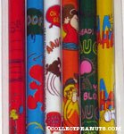 Snoopy & Woodstock fruit themed Pencils