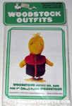 Woodstock winter vest Outfit