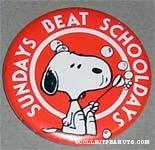 Sundays Beat Schooldays