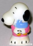 Snoopy hugging Woodstock Figure