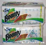 Bounty Winter Napkins
