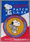 Snoopy shotput Patch
