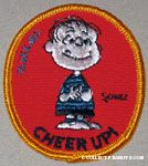 Linus - Cheer Up Patch