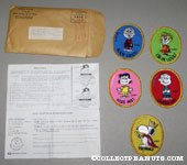 Interstate Brands Mail-Order Patch set with order form